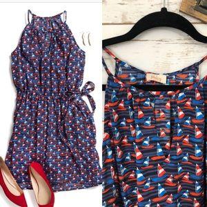 Pixley Stitch Fix Keyhole Sailboat Dress
